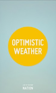 Optimistic Weather- screenshot thumbnail