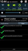 Screenshot of RapidReport for SpotterNetwork