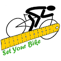 Set Your Bike icon