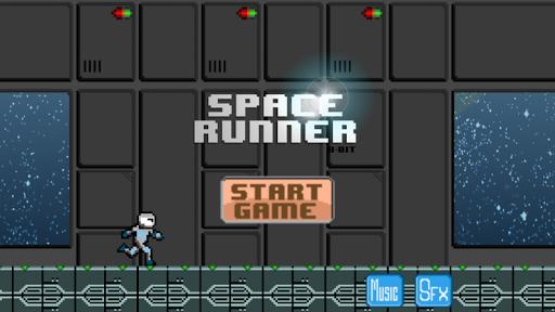 Space Runner 8 bit