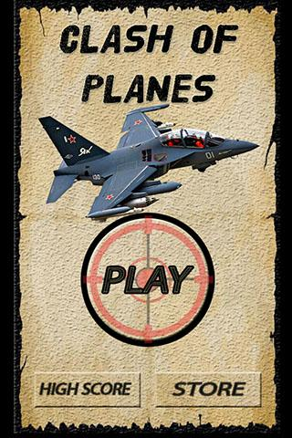 Clash of Planes: Top Gun