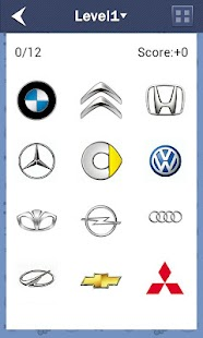 Logo Quiz by categories - screenshot thumbnail