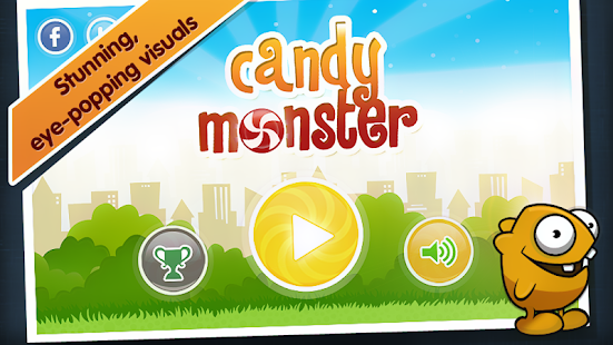 Candy Monster- screenshot thumbnail
