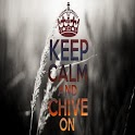 KCCO Keep Calm And Chive On BG icon