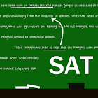 SAT Critical Reading Exam Prep icon