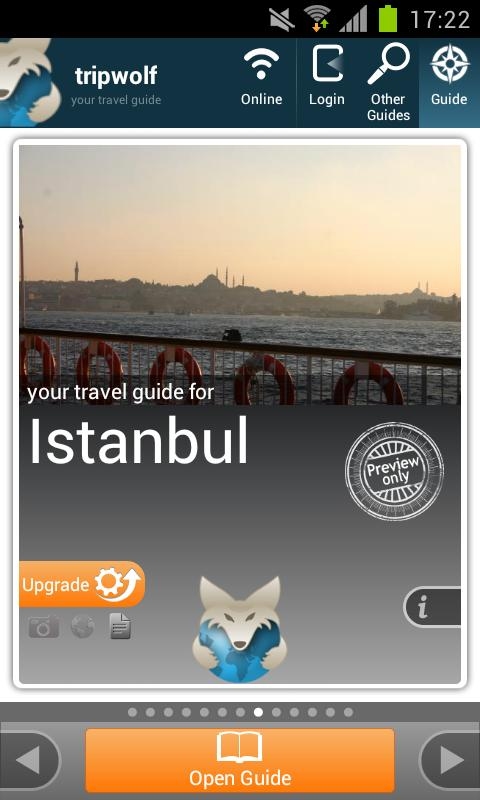 Istanbul Highlights Guide - screenshot