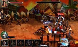 Screenshot of Sanguo Heroes New
