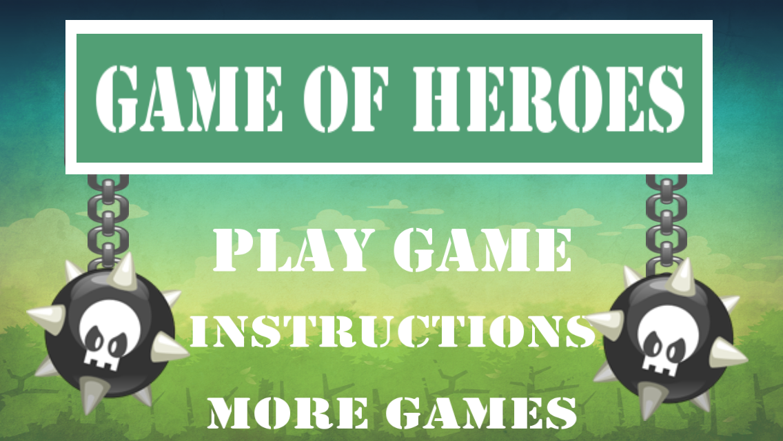 Game of Heroes - screenshot