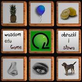 eduGame - Obrazki i Slowa