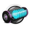 3D Design Battery Widget R2 icon