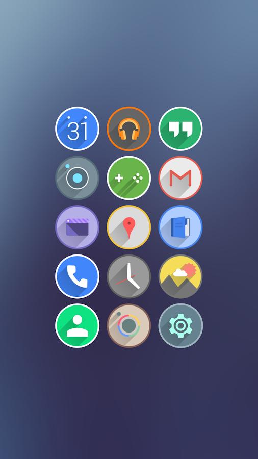 Velur - Icon Pack - screenshot