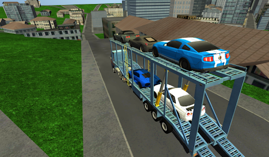 Car Transporter Truck Driving- screenshot thumbnail