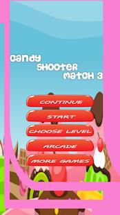 Candy Shooter Match 3