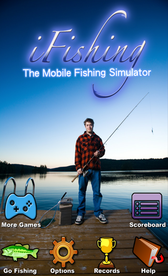 I fishing apps para android no google play for Fishing game android