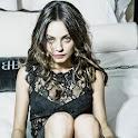 Mila Kunis Live Wallpaper logo