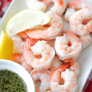 Shrimp Cocktail With Soy-ginger Dipping Sauce