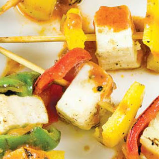 Vegetable Shashlik