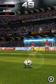 Flick Soccer! Screenshot 8