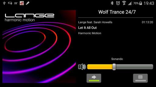 Wolf Trance 24 7