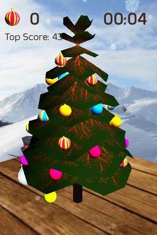 Christmas Tree Balls Breaker