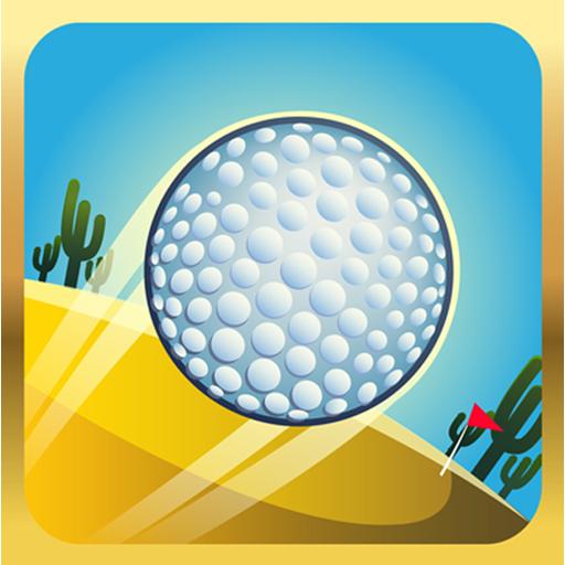 漫画砂漠ミニゴルフ 3D 體育競技 App LOGO-APP試玩