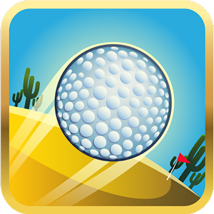 Mini golf games Cartoon Desert for PC and MAC