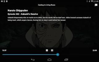Screenshot of Crunchyroll - Anime and Drama