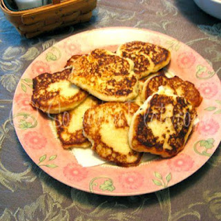 Mama's Potato Cakes.