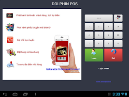 Screenshot of Restaurant Dolphin POS