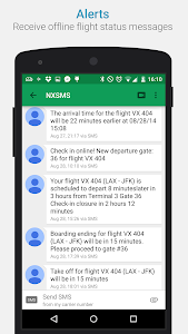 App in the Air: Flight Tracker screenshot 3
