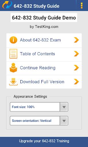 CCNP 642-832 Study Guide Demo