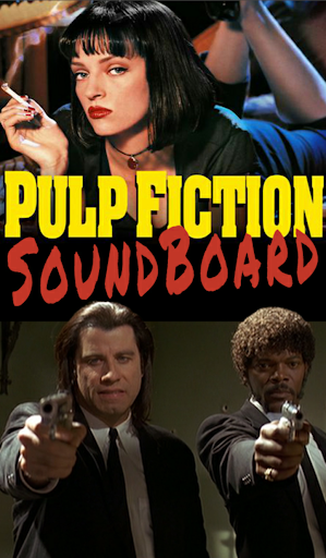 Pulp Fiction soundboard