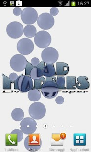 Mad Marbles LWP - screenshot thumbnail
