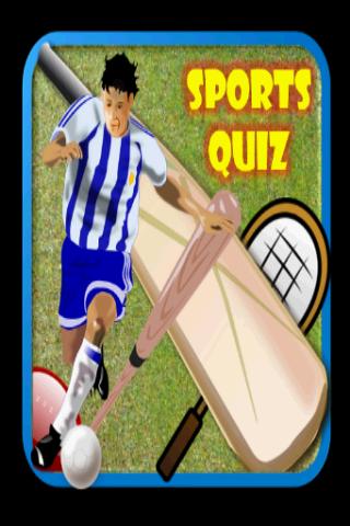 Sports Quiz 2014
