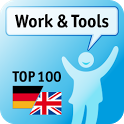 100 Work & Tools Keywords icon