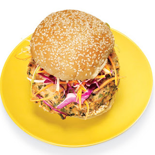 Vietnamese Tuna Burger.