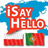 iSayHello Polish - Portuguese
