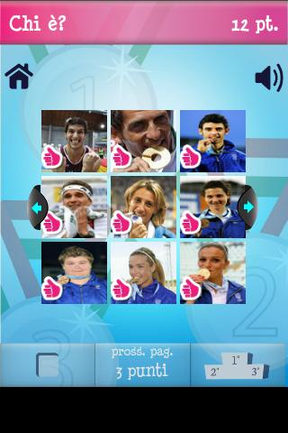 Quiz Londra 2012- screenshot