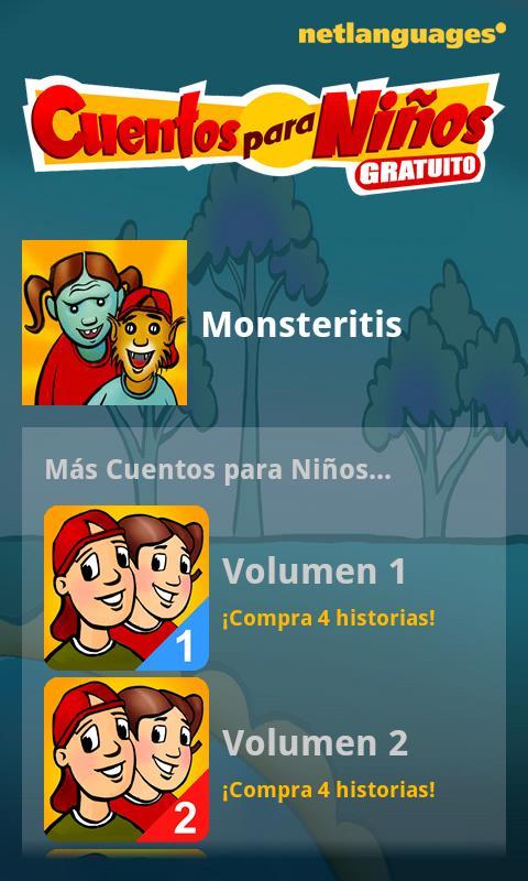 Cuentos para Niños (Gratuito)- screenshot