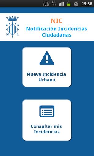 Notif. Incidencias Ciudadanas
