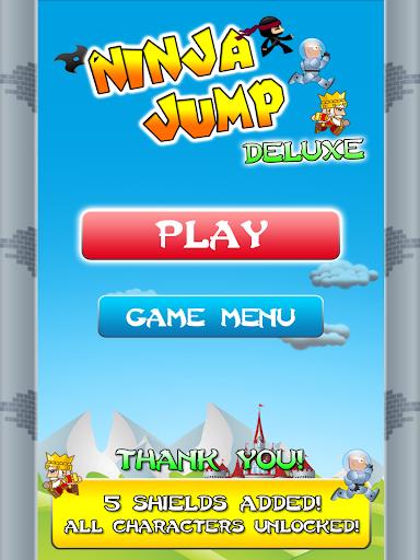 Ninja Jump Deluxe image | 8