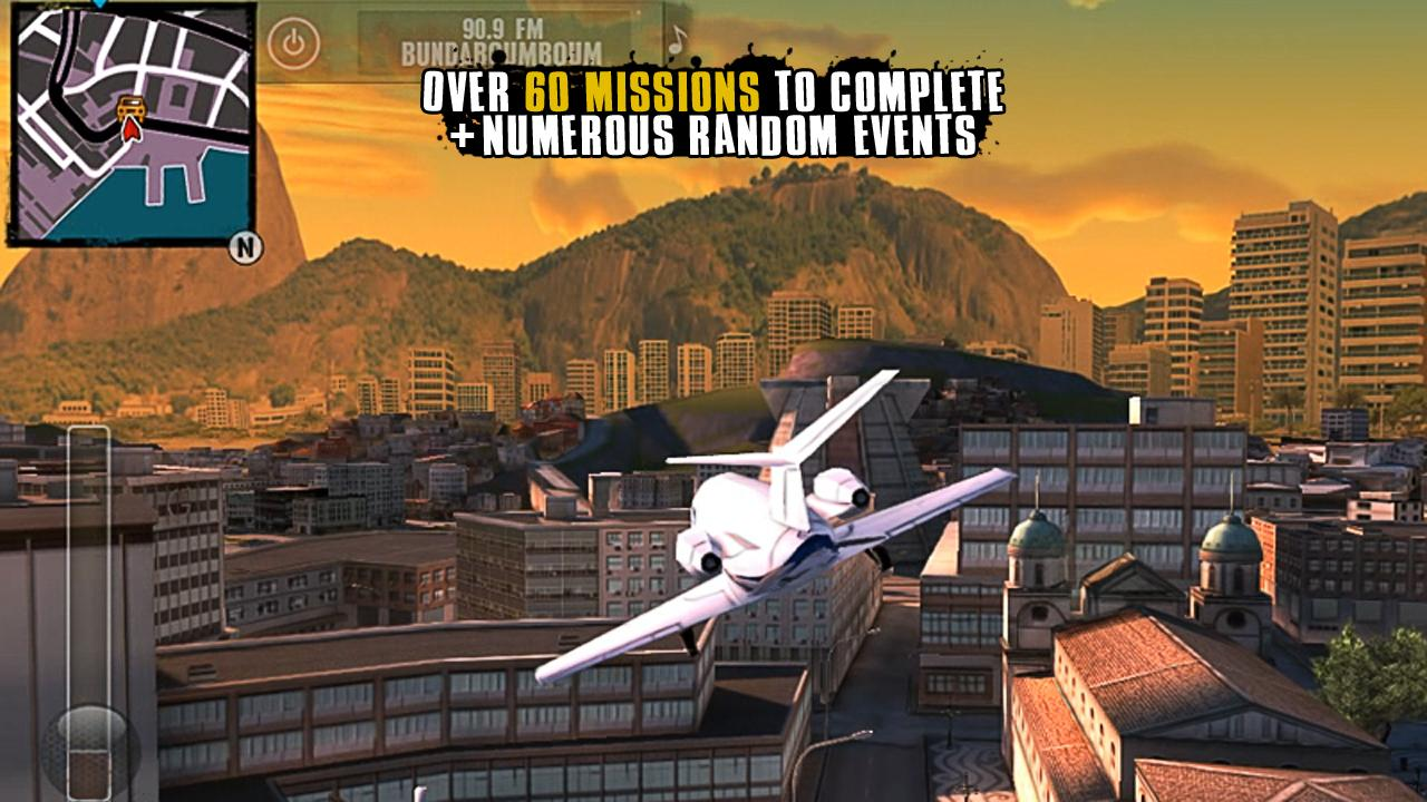 Gangstar Rio: City of Saints screenshot #9