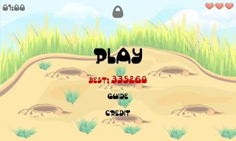 Screenshot of Beat Mouse Punch Mice Fun