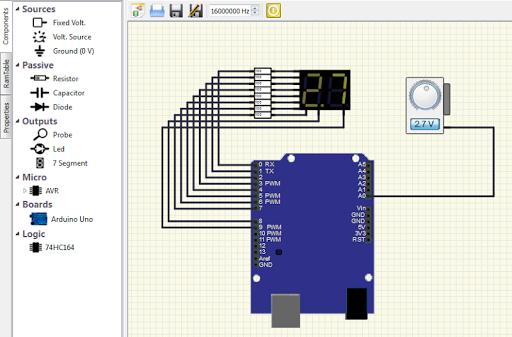 CircSim Circuit Simulator