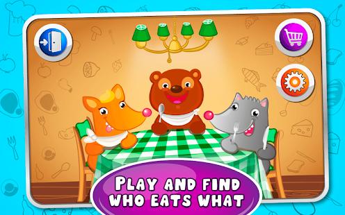 玩教育App|Feed the Pets - kids game免費|APP試玩