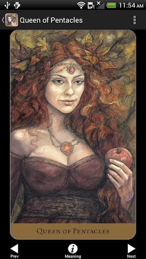 Tarot of the Hidden Realm