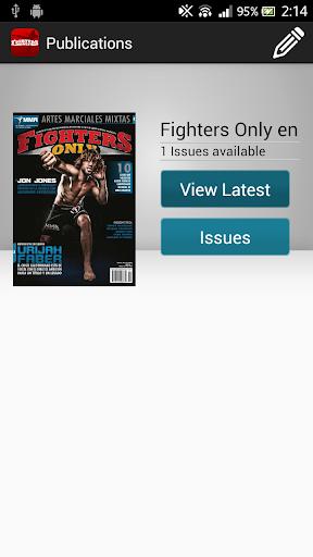 【免費運動App】Fighters Only en Español-APP點子