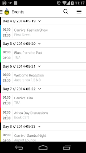 Harare International Carnival- screenshot thumbnail