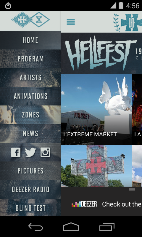Hellfest - screenshot