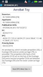 玩免費書籍APP|下載Patent Search Free app不用錢|硬是要APP